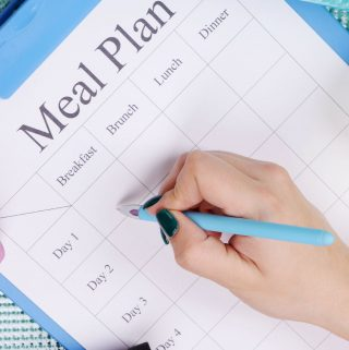 Organizing Your Recipes to simplify meal planning