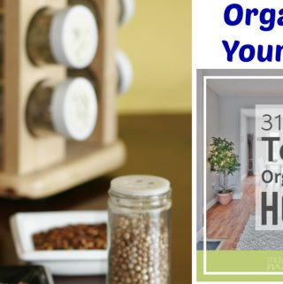 Organizing Your Spices