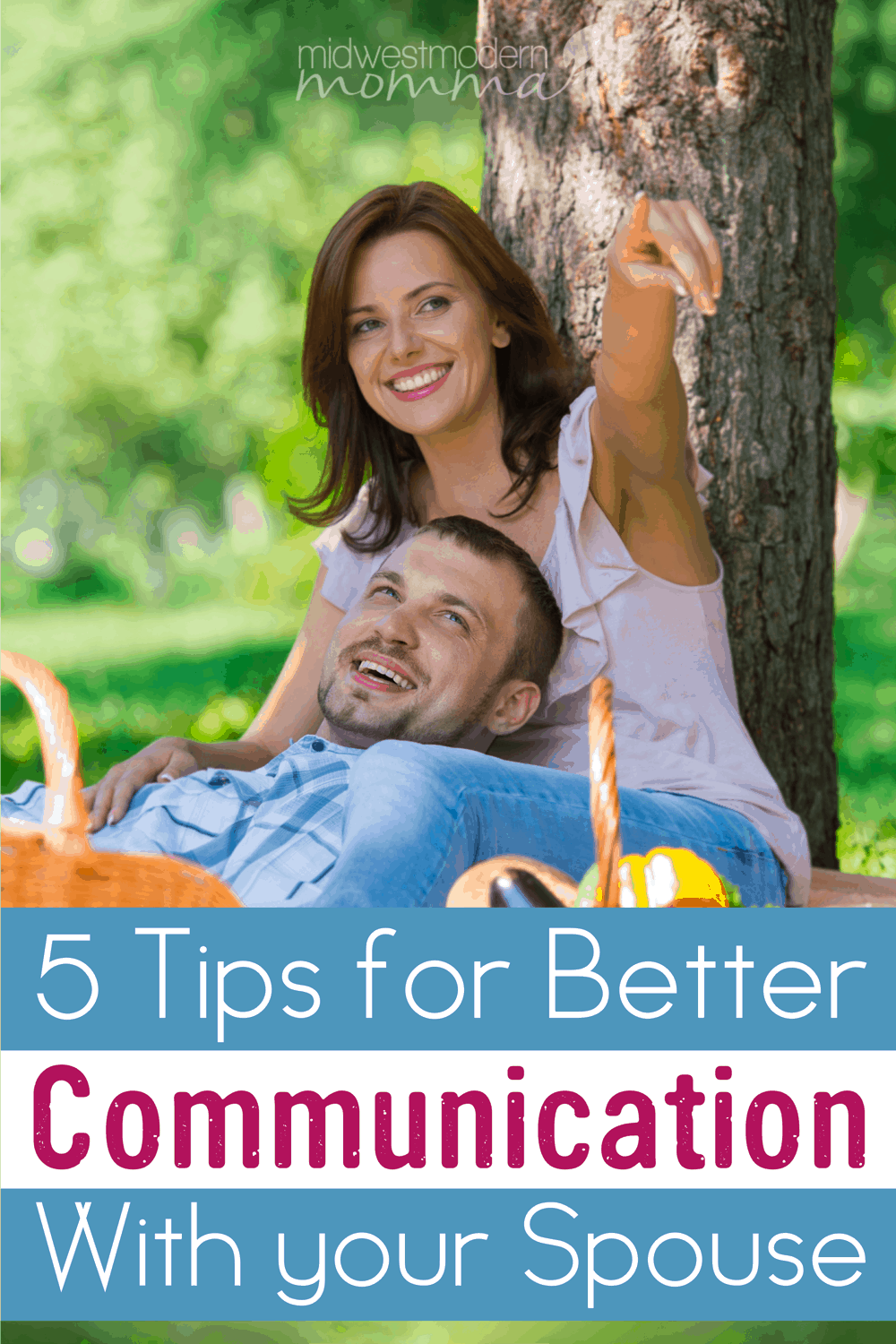 5 Tips for Better Communication with Your Spouse