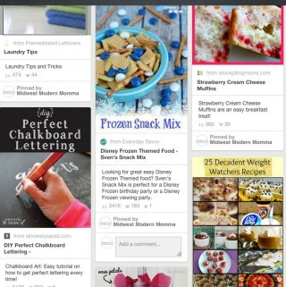 Pinterest Etiquette for Bloggers