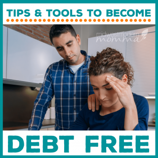 Become Debt Free | Guide To Paying Off Debt