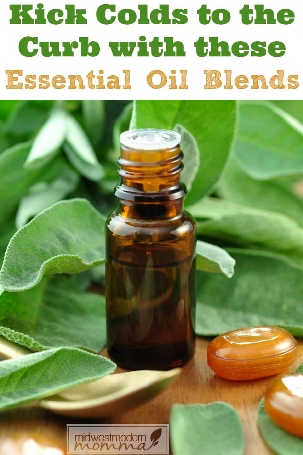 Kick Colds to the Curb with these Essential Oil Blends