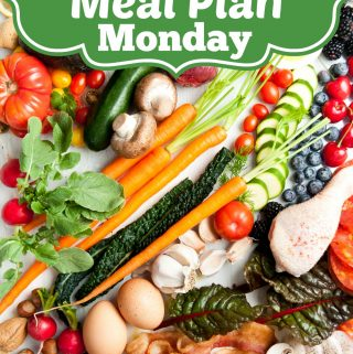 Paleo Meal Plan Monday – Week of 1/15