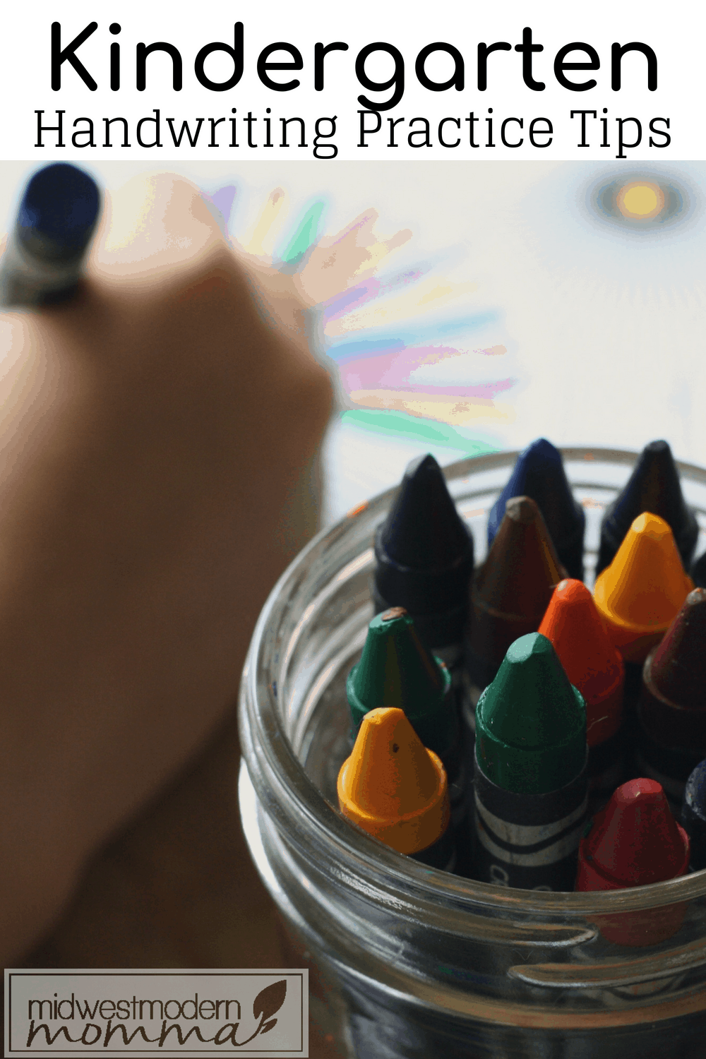 Kindergarten Homeschooling Tips are a must and these Kindergarten Handwriting Tips are just what you need to stay on top of your little one learning how to write their name and more!