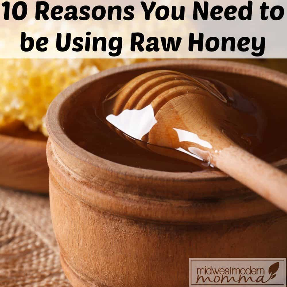 10 Benefits of Raw Honey and tips on how to incorporate it in your daily life!