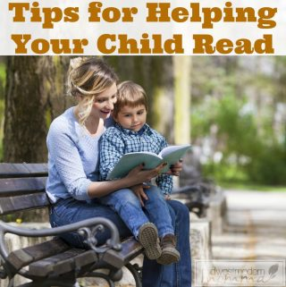 Tips to Help Get Kids Reading