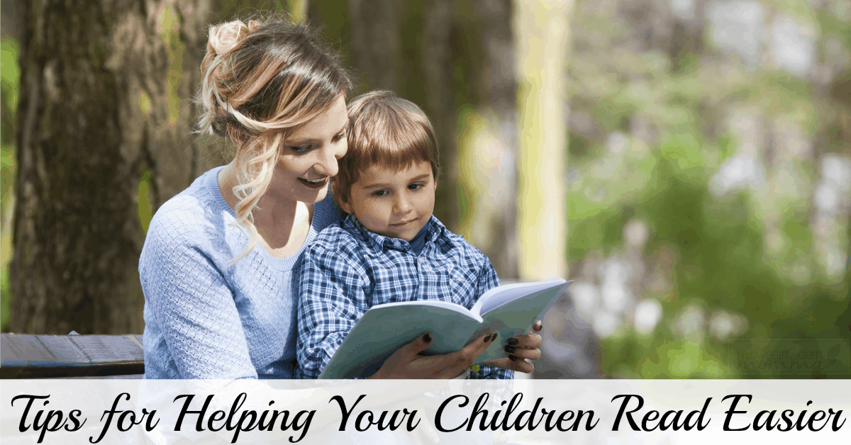 These tips to help get kids reading are valuable for any parent who has a child struggling to put letters together to form words. Whether they are hesitant to read because they want to play more, or have decided reading isn't any fun, these tips will get your kids reading in no time at all!