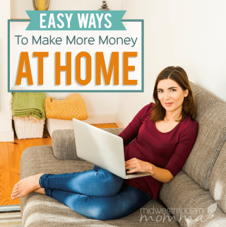 Easy Ways to Make Money at Home