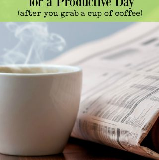 5 Tips For How To Be More Productive In The Morning