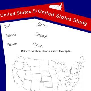 United States Unit Study