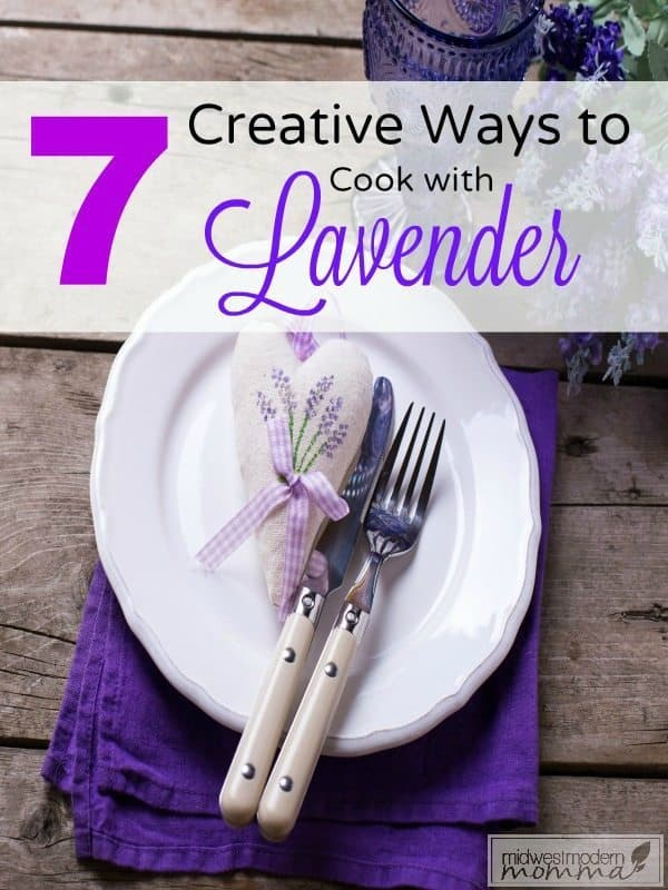 Lavender Flowers are a great addition to your garden for use in the kitchen as well as classic homemade beauty products!