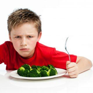 Raising Kids That Aren't Picky Eaters