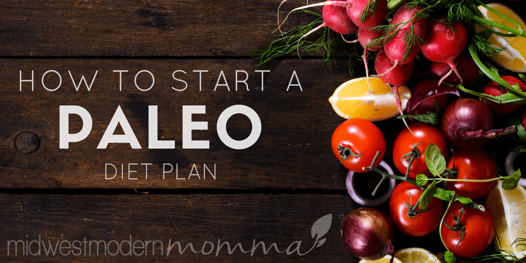 How to Start the Paleo Diet Plan