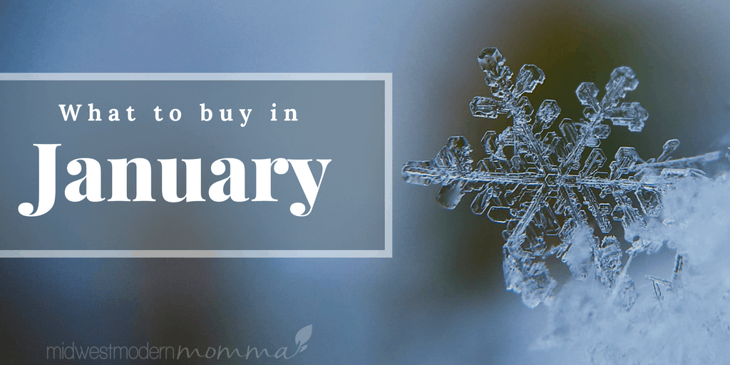 Cool Things To Buy In January To Save