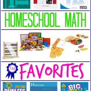Best Homeschool Curriculum & Resources for Math