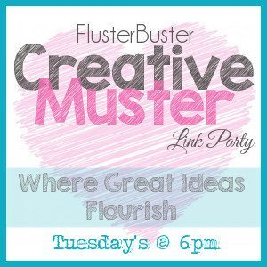 Cohosting The Creative Muster Linky Party
