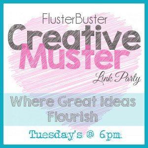 Creative Muster Button