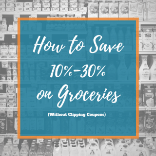 Tips for saving money on groceries without clipping coupons