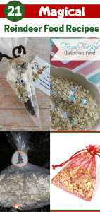 21 Reindeer Food Recipes